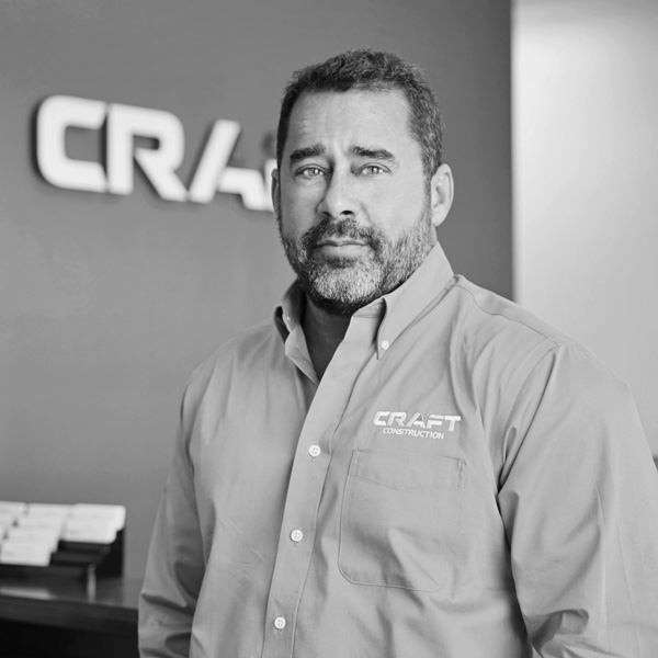 Barry Craft | Craft Construction President