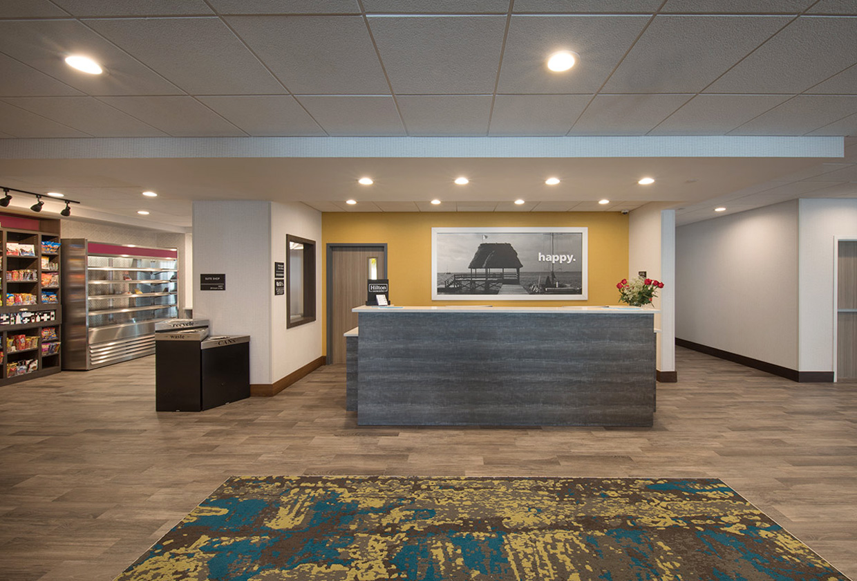 Craft Construction | Hampton Inn by Hilton Miami