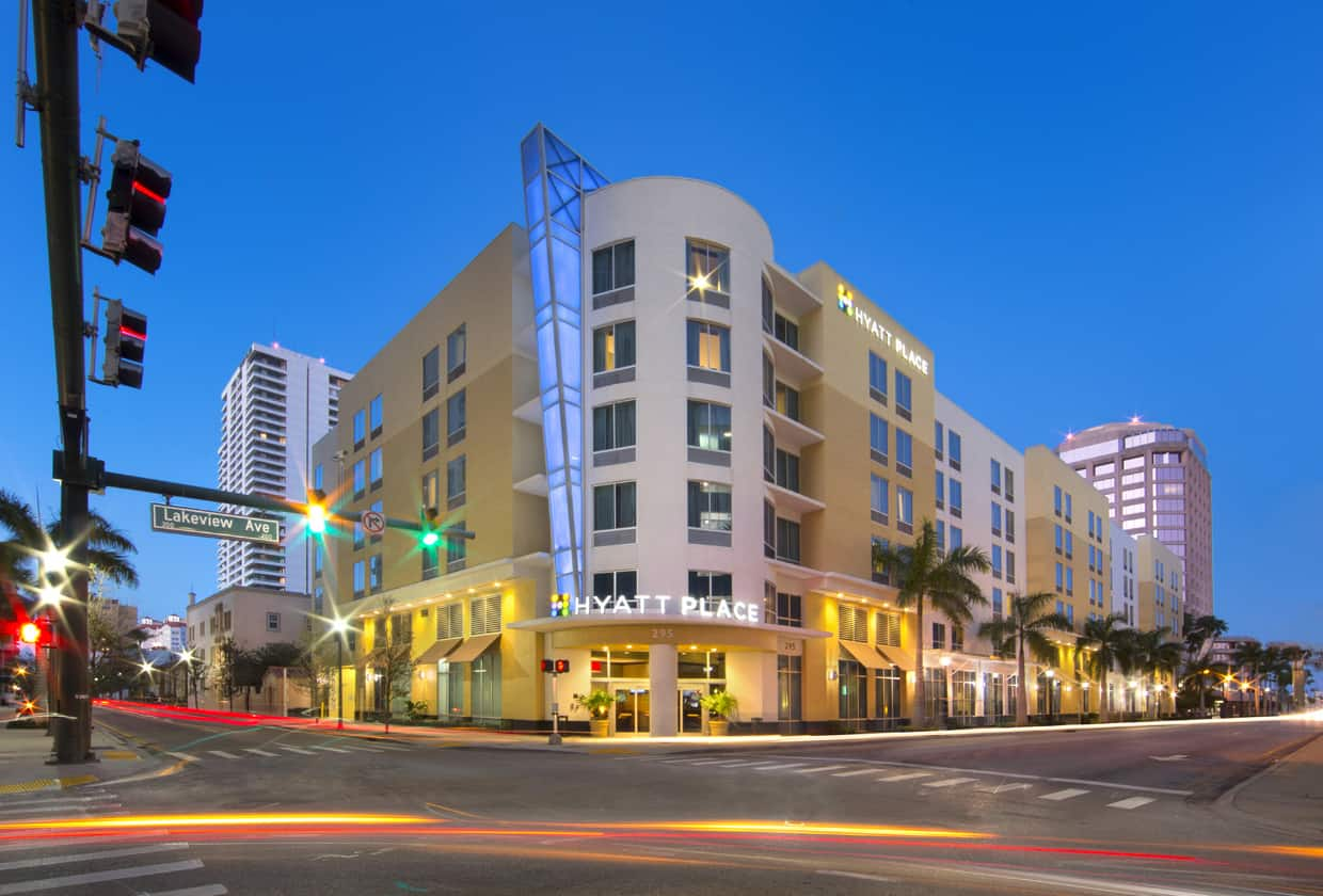 Craft Construction | Hyatt Place West Palm Beach