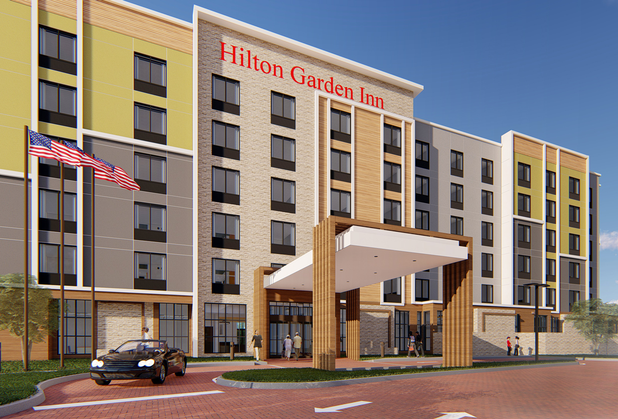 Craft Construction | Hilton Garden Inn