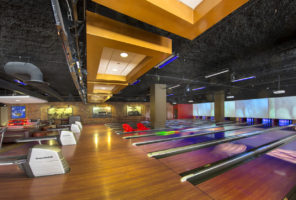 Craft Construction | Revolutions Bowling Bar and Grill